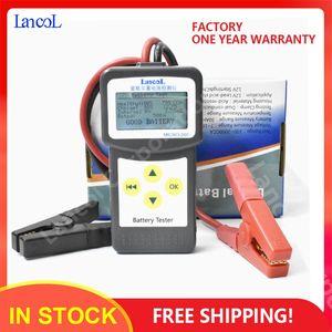 Image 2 - Lancol Micro200 Digital Car Automotive Battery Tools Diagnostics Tools  Auto Factory CCA100 2000 Battery Tester Car Tester Tools