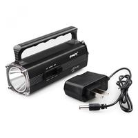 SKYWOLFEYE 600LM L2 T6 Black LED Diving Swimming Flashlight Torch Light Hand Lamp 3 Modes