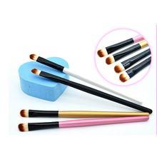 Professional Makeup brushes Cosmetics Powder Foundation Eyeshadow Brush Tools wooden handle Brushes
