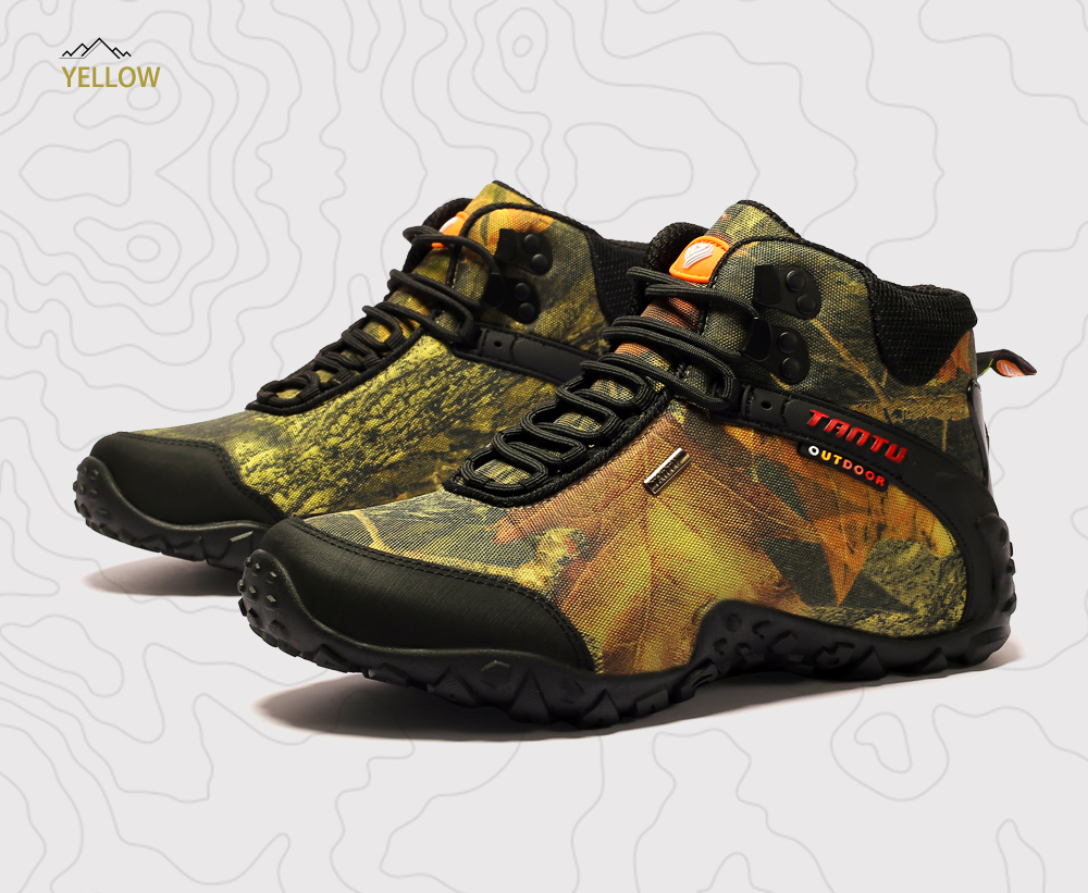 Outdoor Camouflage Tactical Sport Men\`s Shoes (33)