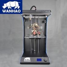 Цифровой 3D Принтер, Печатная Машина Wanhao Дубликатор 5S, профессиональный 3D Принтер Большой Размер Печати 3d-принтер