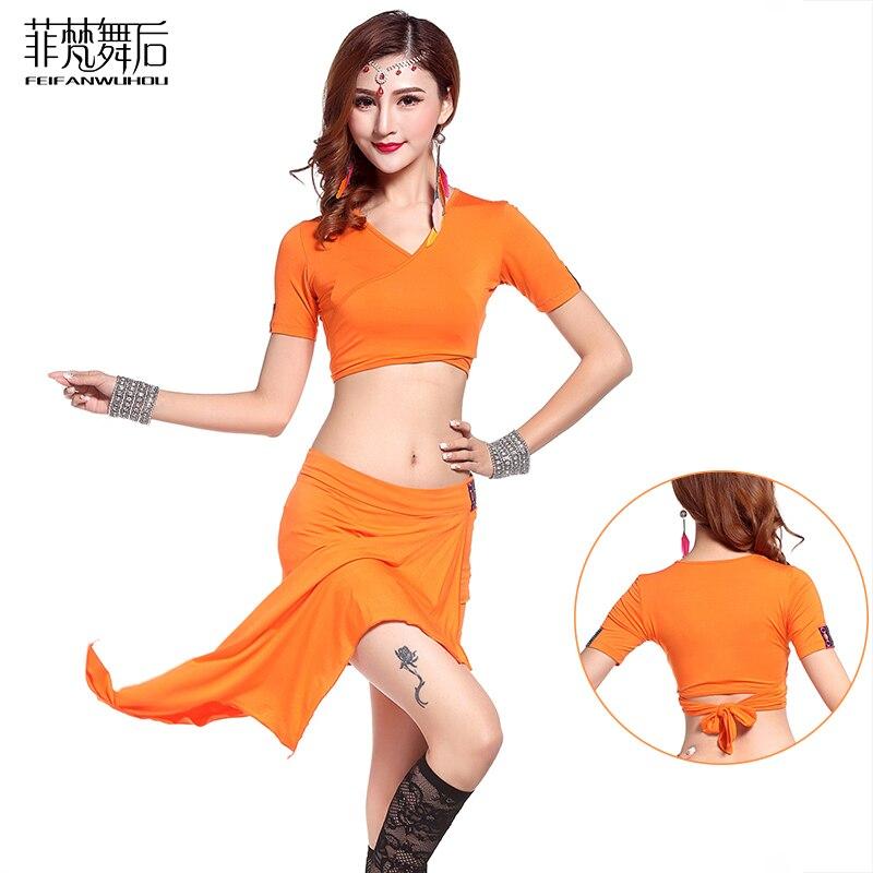 ᑎ‰2018 nueva ropa de marca traje de danza del vientre profesional ...