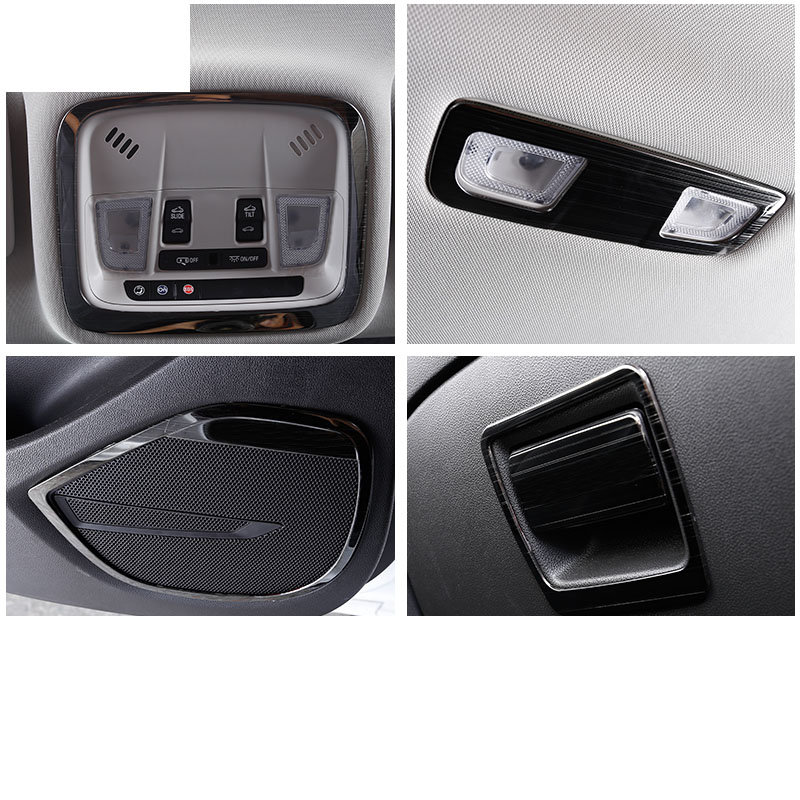 Lsrtw2017 Stainless Steel Car Interior Panel Trims Central Control Gear Panel for Buick Regal Gs 2018 2020 opel insignia in Interior Mouldings from Automobiles Motorcycles