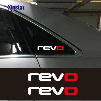 2pcs Car windows sticker for revo volkswagen golf 7 passat B5 B6 B7 Golf MK4 MK6 MK7 CC R20 R32 R36 revo band page 7