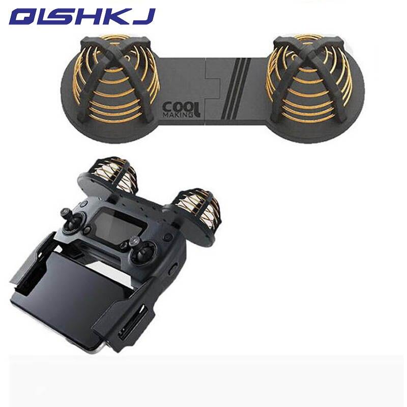 цена DJI MAVIC 2 SPARK PHANTOM 3/4/4PRO Remote Control Modified 16DBi Circular Polarization Antenna 2.4G & 5.8G Dual-band Frequency