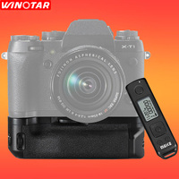 MEIKE MK XT1 Pro Built In 2.4g Wireless Remote Control Battery Grip for Fujifilm X T1 as VG XT1