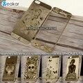 Alivio 3d full cover 4.0for iphone 5s case protector de pantalla de cristal templado de cine para apple iphone 5s 5 se teléfono