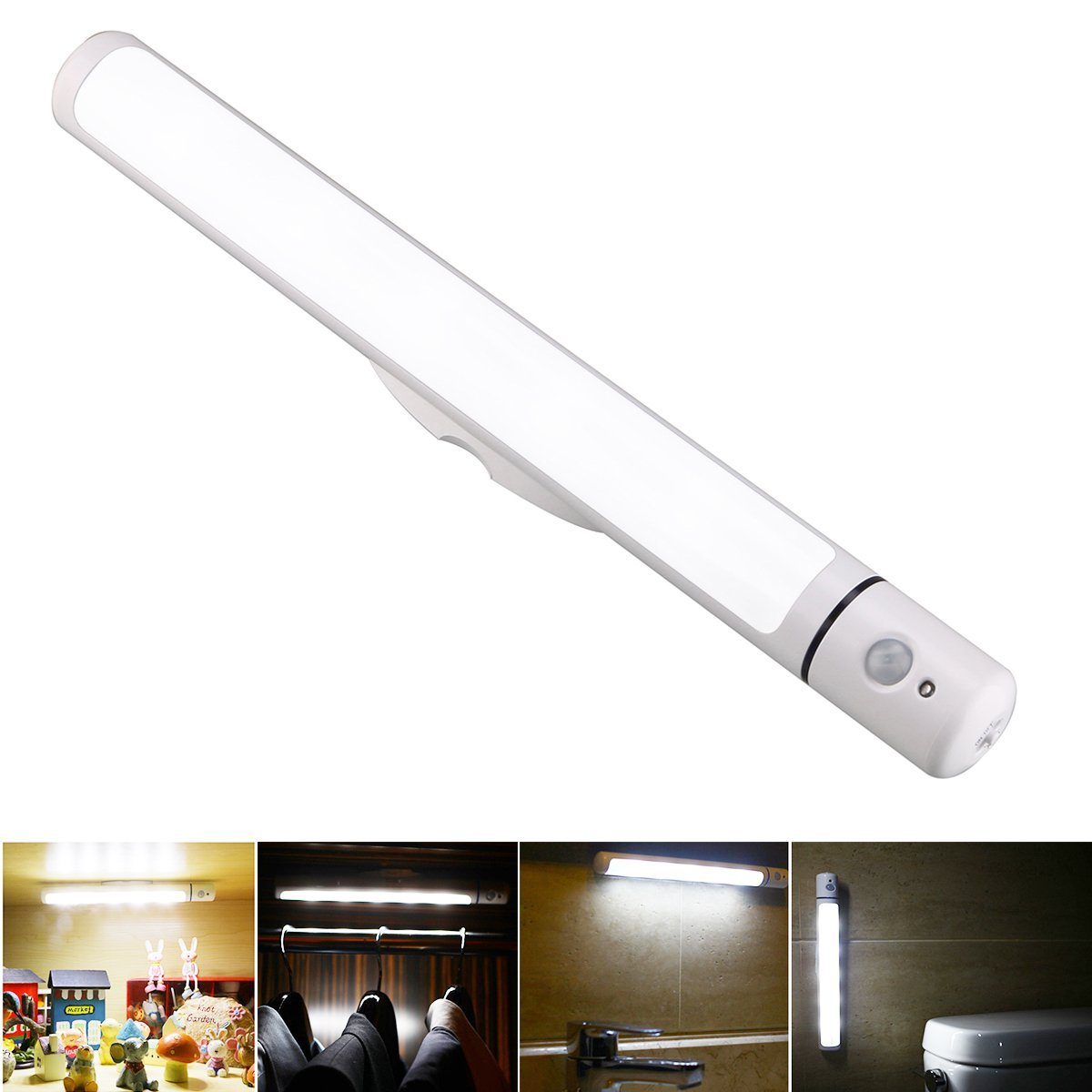 Battery Operated Led Lights Work
