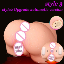Adult  New 3D Realistic Adult Doll Silicone Ass Toy For Adult adult ish