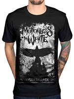2017 Fashion Men S Motionless In White Phoenix T Shirt Metal Rock Indie Chris Cerul Design