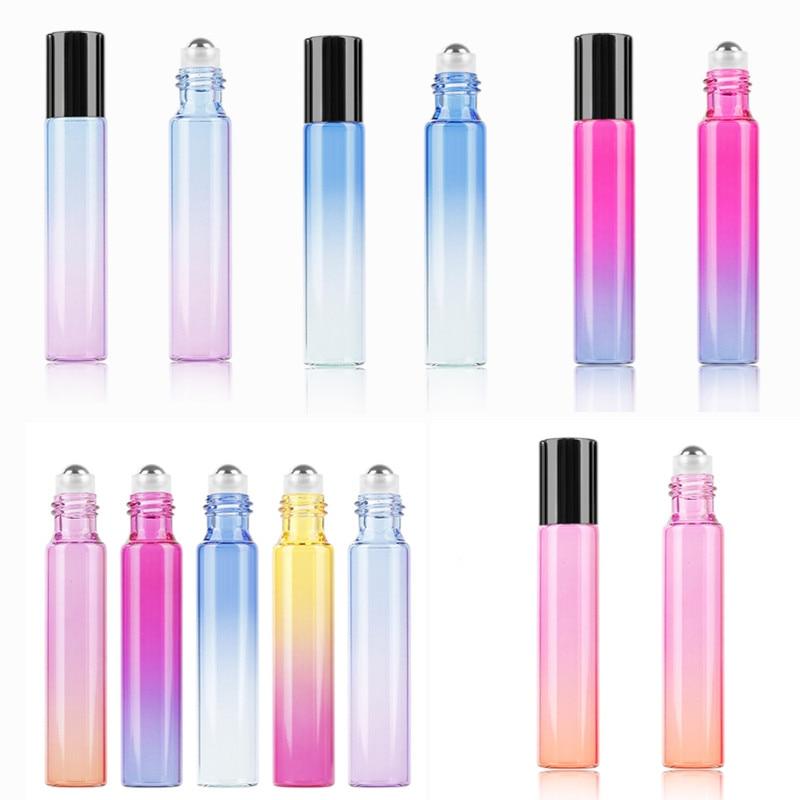 24 UNIDS Transparente Tubo De Vidrio Pefume Botellas de Muestra Con Pipeta-Cosm/ética Envases Viales Aceite Esencial de Almacenamiento de Maquillaje Contenedores de Contenedores 1ml