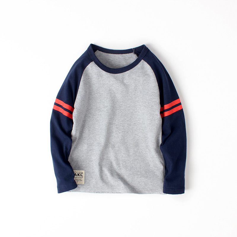 VIDMID kids long sleeve clothing boys cotton T-shirts new arrival long sleeve children clothes t-shirts for 6-14Y boys 4102 19 6