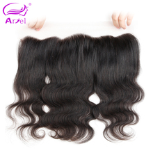 Ariel Ear To Ear Lace Frontal Closure Body Wave 13*4 Remy Malaysian Human Hair Closure Free Part