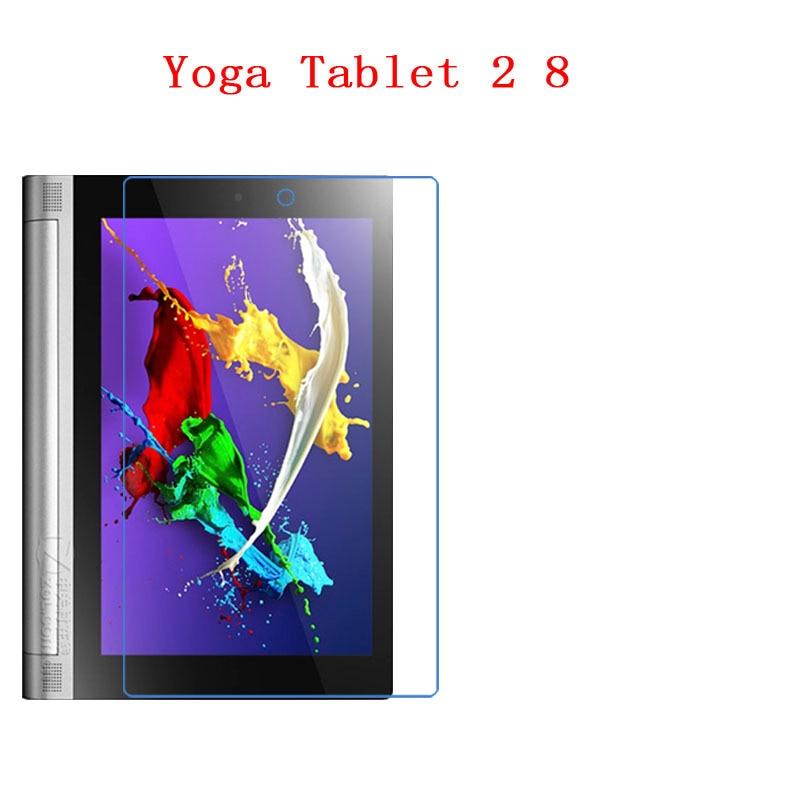 Galleria fotografica For Lenovo Yoga Tablet 2 830F 8inch Hard nano-screen protective film super strong impact screen explosion-proof protective film