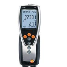 Testo 735-1 Digital Humidity Temperature Tester Meter Hygrometer Temperature Instruments