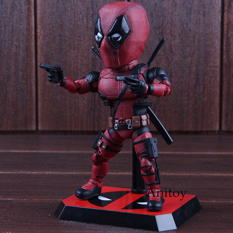 Marvel Legends Deadpool 2 Figure PVC Deadpool Figure Hot Toys Mutation Arts Collectible Model Toy 17.5cm 24cm pvc deadpool action figure breaking the fourth wall scene dead pool kids birthday christmas model gift toys