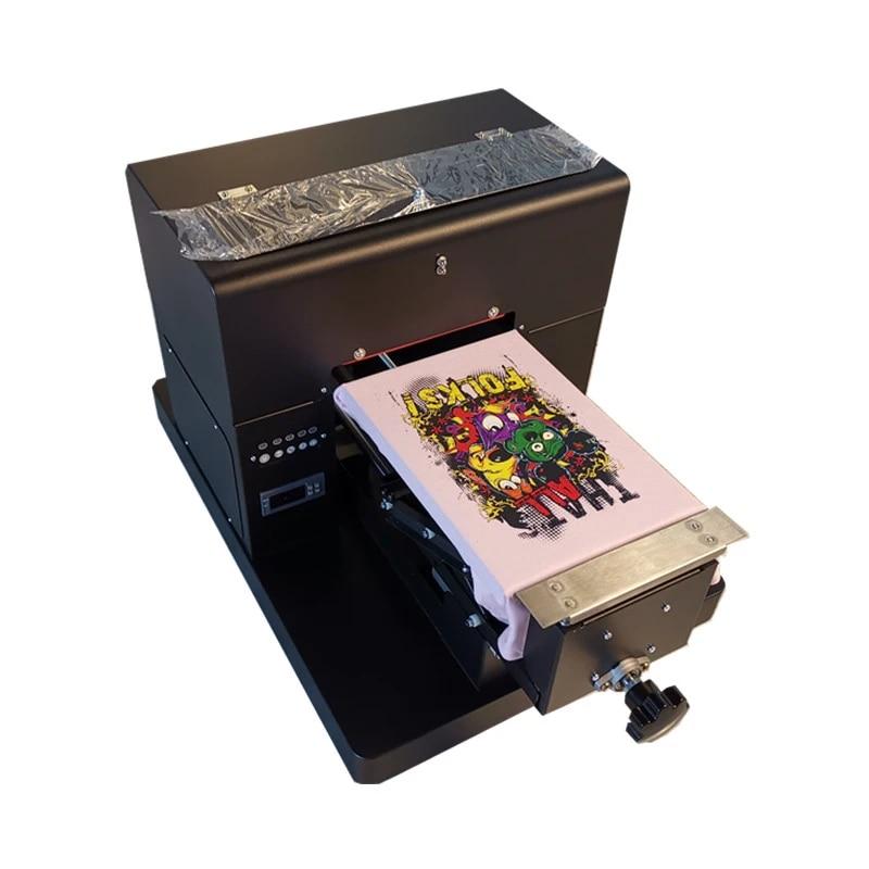 A4 Size T Shirt Printer Direct To Garment Dtg Printing Machine For Printing Tshirt Pvc Phone Cover Printers Aliexpress