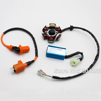 MAGNETO STATOR COIL PERFORMANCE CDI IGNITION COIL GY6 125CC 150CC GO KART BUGGY ATV SCOOTER MOPED