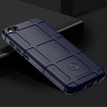 Case for Xiaomi Redmi Go Xiomi Military Protection TPU Shockproof Cover Phone Luxury Cases Global