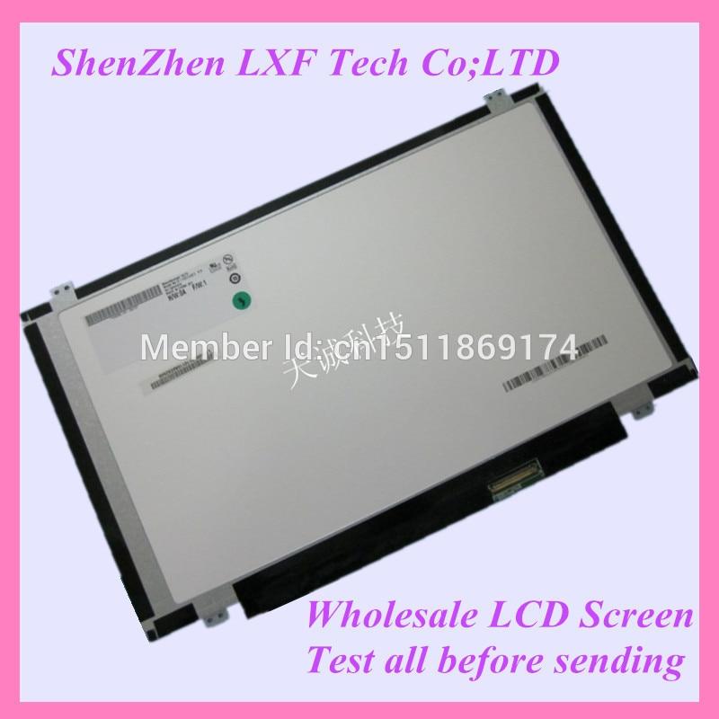 For HP 8460p 14.0 LED Lcd Screen  B140RW02 V.2 V.1 LP140WD2-TLHA WXGA++ HDplus Display LCD Matrix