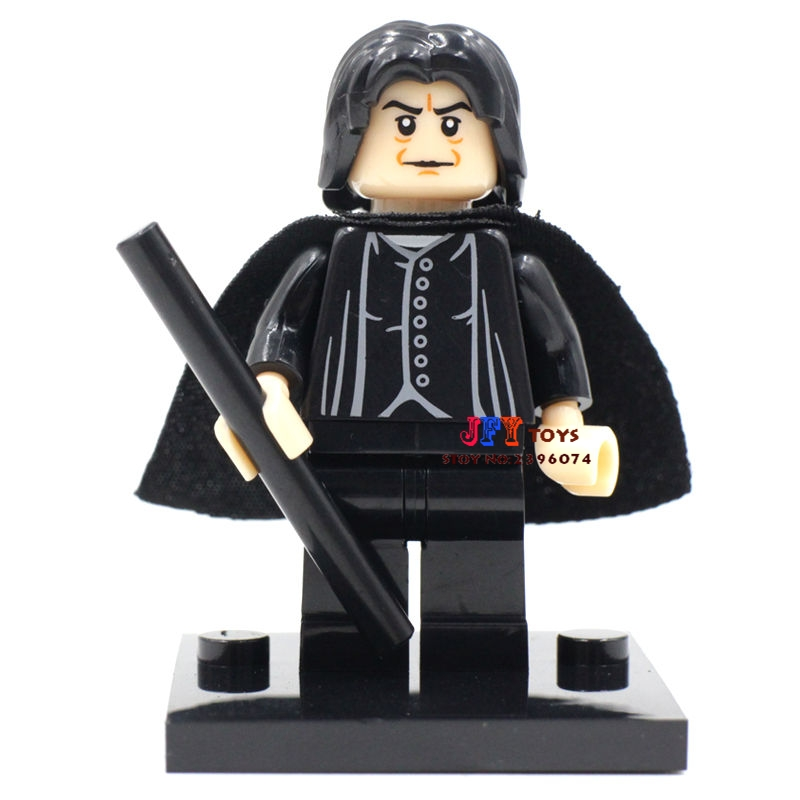 Single Sale star wars superhero Half-Blood Prince Harry Potter building blocks model bricks toys for children brinquedos menino
