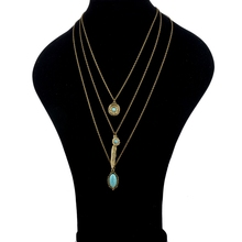 Long Necklaces Vintage Accessories Ethnic Jewelry
