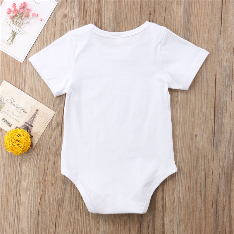 1PCS Matching Baby Bodysuit 23