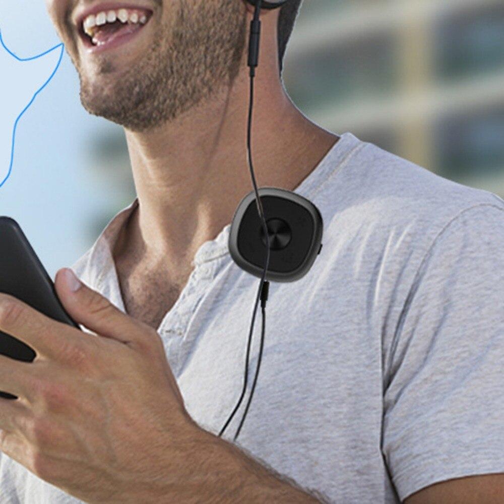Bluetooth V5.0 Adaptateur Récepteur Adaptateur USB Bluetooth Émetteur 10 m Longue Portée Audio Adaptateur 7/8 Heures A2DP/AVRCP/ HSP 5VDC