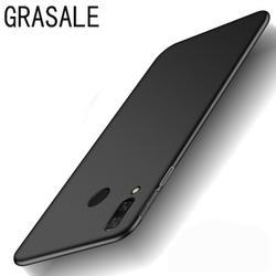 Для Xiaomi Redmi Note 7 Pro Чехол Жесткий ПК Тонкий матовый кожи Защитная задняя крышка чехол для Xiaomi Redmi Note 7pro полное покрытие в виде ракушки