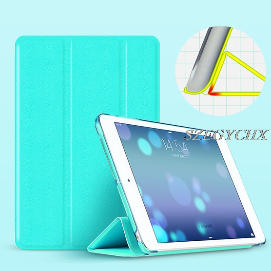 SZEGYCHX For iPad mini 1 2 3 ,PU Leather Smart Stand Cover Case Magnet wake up sleep For apple iPad mini1 mini2 mini3 case for ipad mini 1 2 3 smart cover soft tpu silicone back pu leather flip stand auto sleep wake up capa for ipad mini case