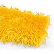HOT SALE Newborn Baby Fur Photography Photo Props Background Backdrop Blanket Rug, Yellow