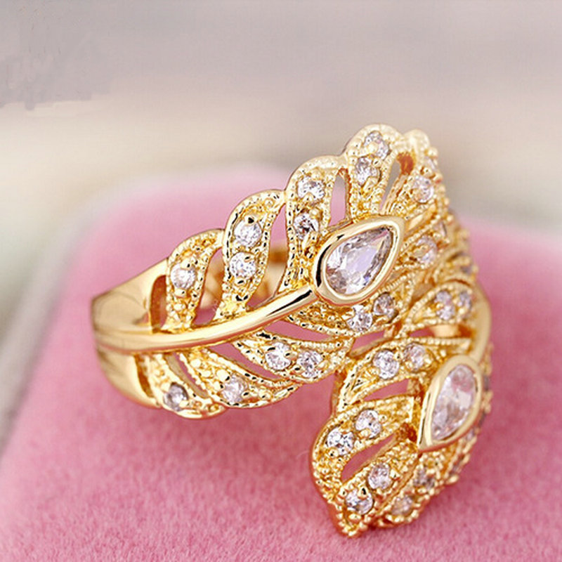 Awesome Big Size Gold Ring Design | Jewellry\'s Website