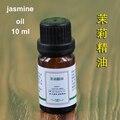 Natural Puro 100% Jazmín Aceite Esencial 10 ml, fragancia, FRESCO, Cuidado de La Piel