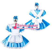 lockable Uniform cosplay Sissy