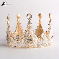 Luxury Bridal Tiaras Women Crown Wedding Hair Accessories Bridal Jewelry Party Tiara Noiva Wedding Crowns Princess Diedem