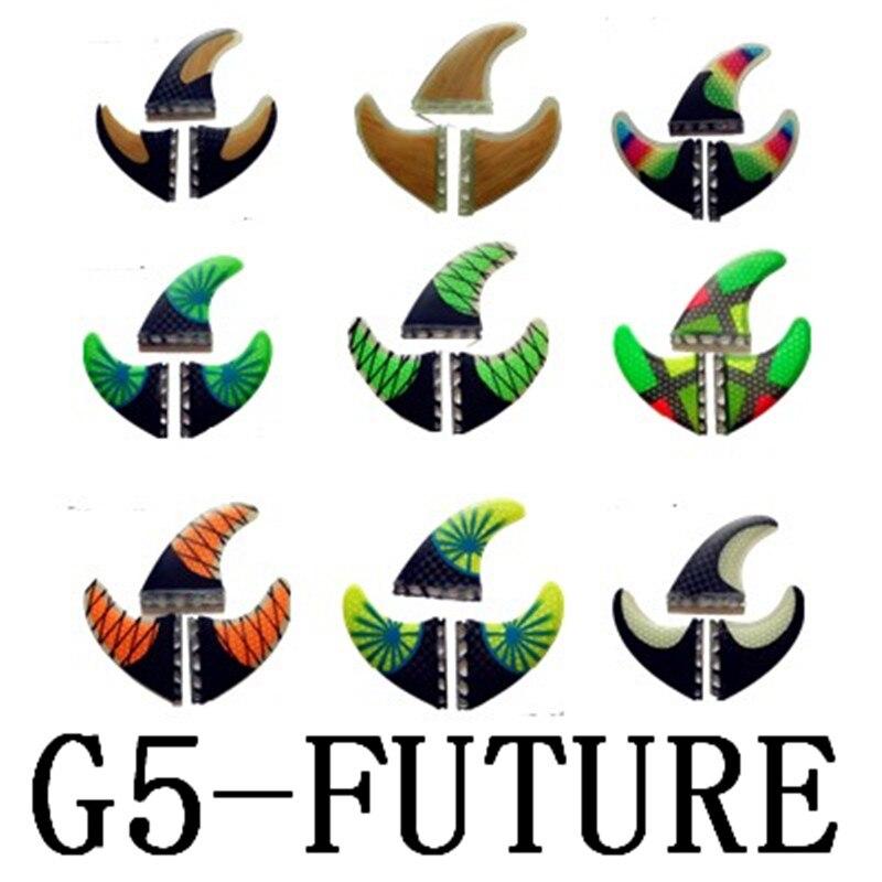 Micfin FUTURE G5 Medium size fins surfing fins fiberglass honeycomb 3pcs/set pranchas de surf quilhas 2017 hotsales fcs g7 surf fins with fiberglass honeycomb for surfing size l 3pcs set