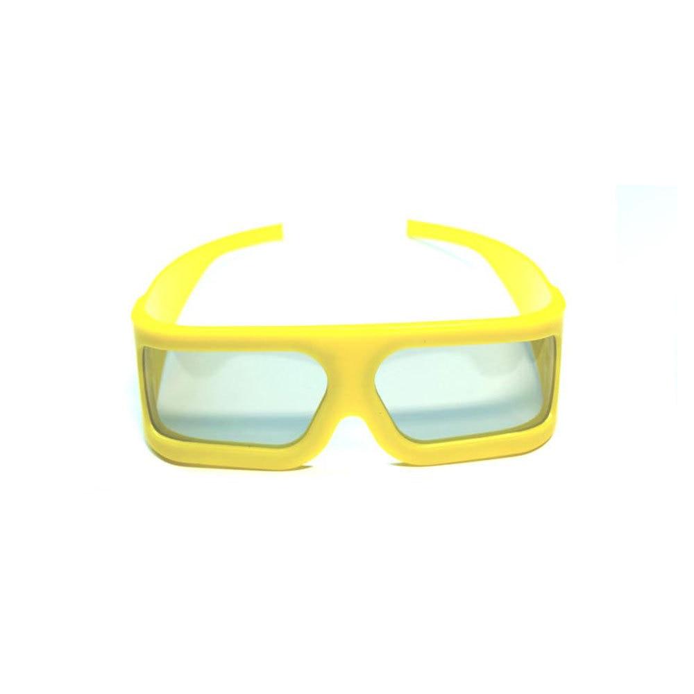 de690dea23a Free Shipping!!!Plastic Cinema 3d linear polarized glasses