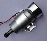 Alta velocidade do ER16 48 V 400 W escova refrigerado a ar motor spindle suporte de montagem de fixação D52mm