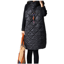 2016 Fashion Autumn Loose Straight Dress Patchwork Black Ropa Mujer Turtleneck Down Female Vestidos Tunic Winter Dresses
