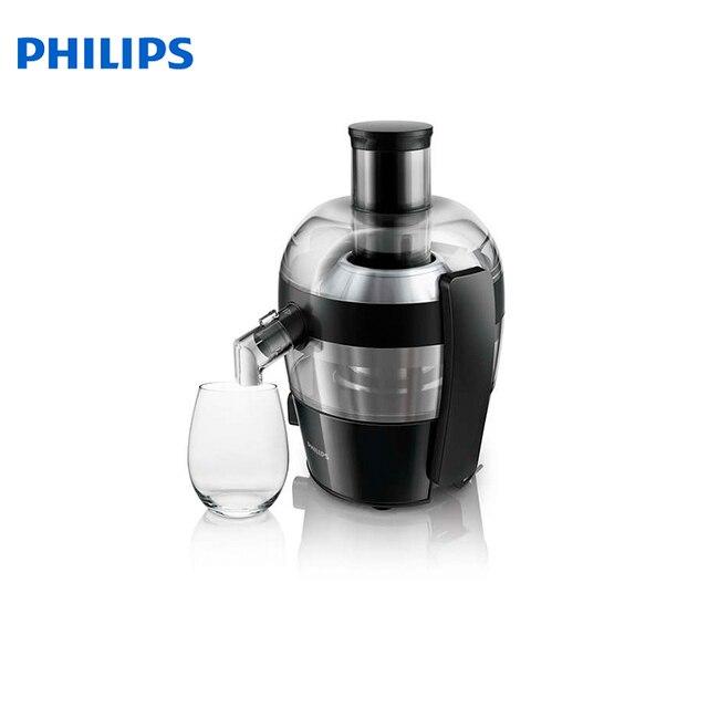 Juicer PHILIPS HR 1832/02 citrus electric set auger juicers zipper
