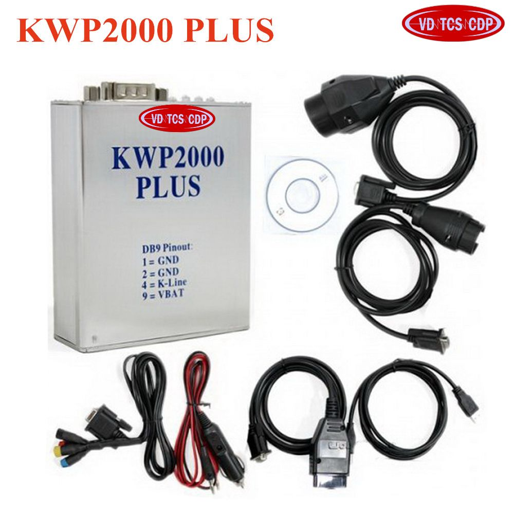 NEWest Freeshipping KWP2000 Plus ECU REMAP Flasher KWP 2000 OBD OBD2 Chip Tunning ECU