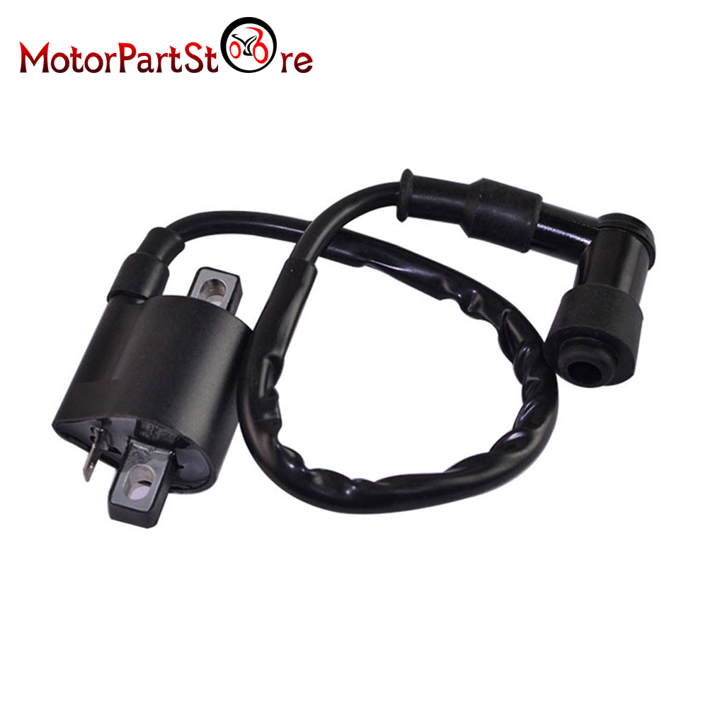 hight resolution of ignition coil plug for yamaha dt50 rx50 pw50 yz80 pw80 bw80 bw200 tr110 ttr90 ttr230 tt225
