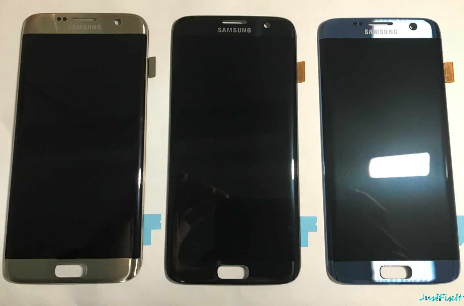 Voor SAMSUNG GALAXY S7 Rand G935F G935A Originele Lcd Touch Screen Digitizer 5.5 Super Amoled met Back batterij cover