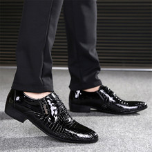 men office shoes luxury zapatos men's wedding shoes oxfords leather masculino sapatos oxford shoes man's business dress shoes