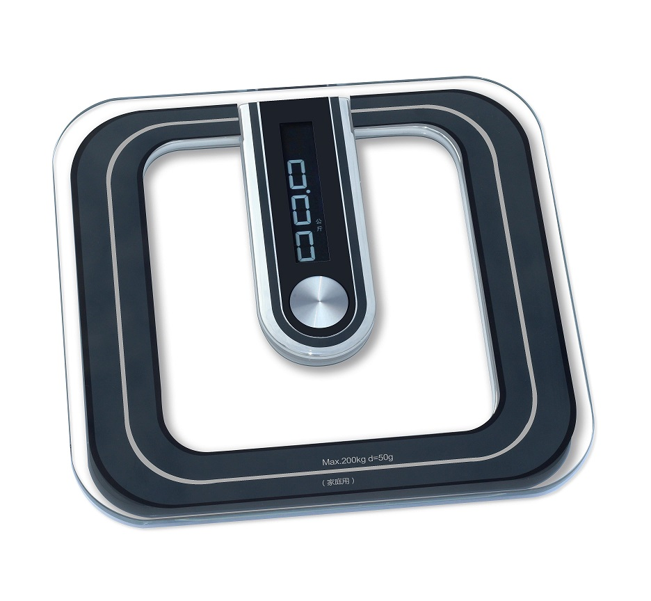 A new precision 50g with voice broadcast function electronic health scale bathroom scale household weight scale