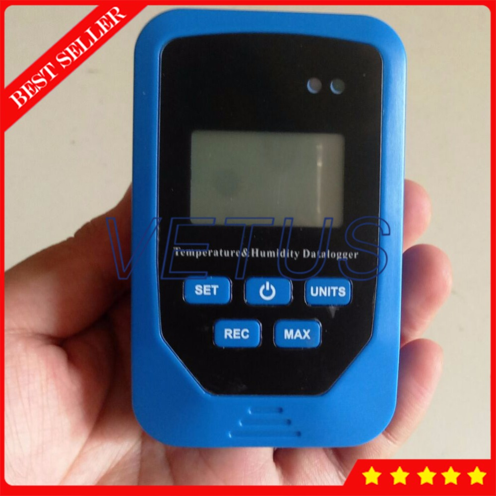 Multifunctional Data Logger Temperature Humidity with digital datalogger thermo-hygrometer Recorder Dew Point Meter TL-505 t013 bth02ec pdf file directly export temperature humidity dew point data logger recorder thermometer with usb interface