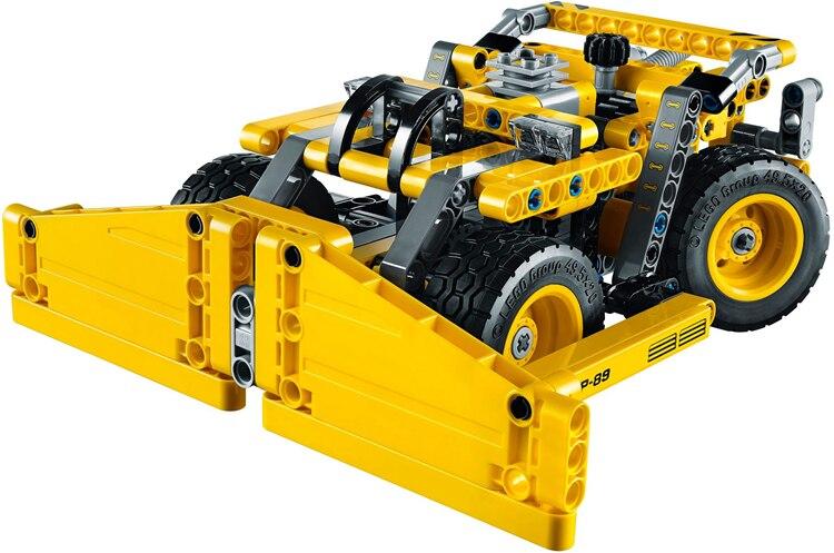 Decool 3363 Камион minier Building Block briques Жуэ GARCON Jeu Modele де VOITURE Кадо Совместимость АВЭК 42035 DIY