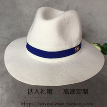 Four seasons 2016 Europe and America brand double M cloth hat Sir Mo female elegant aristocratic