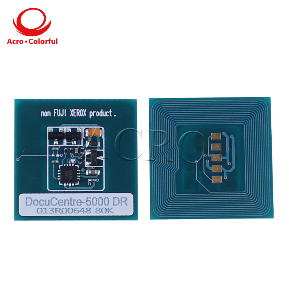 013R00648 Drum chip for Xerox DocuColor 5000 laser printer copier toner cartridge in Cartridge Chip from Computer Office