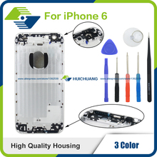 Brand New Housing for iPhone 6 4.7inch OEM Metal Panel Rear Case Replacement Chassis